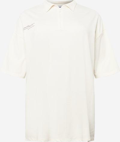 Public Desire Curve Shirt in de kleur Cappuccino, Productweergave