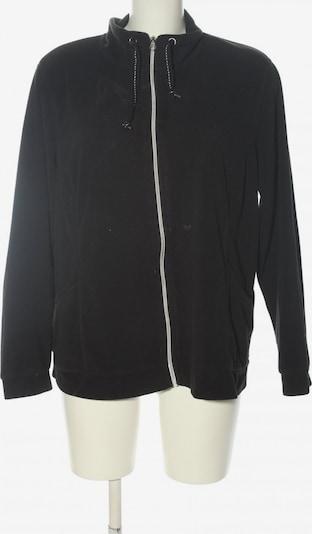 UNBEKANNT Fleecejacke in XL in schwarz, Produktansicht