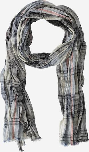 CAMEL ACTIVE Schal in beige / blau / grau / rot / schwarz, Produktansicht