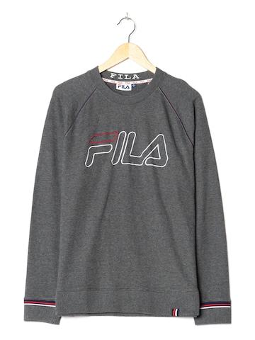 FILA Sweatshirt in L in Grau
