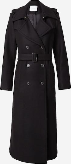 IVY & OAK Abrigo de entretiempo en negro, Vista del producto