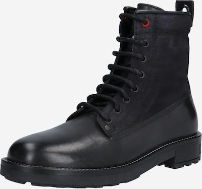 DIESEL Stiefel 'D-THROUPER' in schwarz, Produktansicht