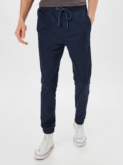 Only & Sons Pantalón chino en navy / azul oscuro, Vista del modelo