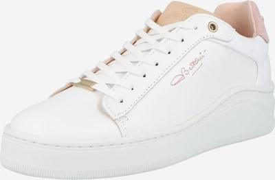 Sneaker bassa Fred de la BretoniÈre di colore rosa chiaro / bianco, Visualizzazione prodotti