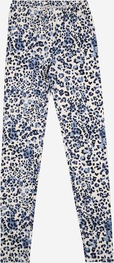 GAP Pantalon en bleu / gris / gris clair, Vue avec produit