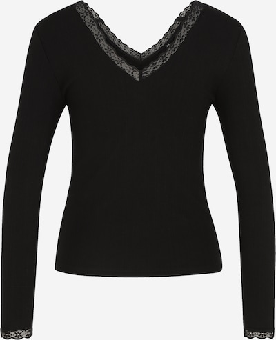 Pieces Petite T-shirt 'CILLA' i svart, Produktvy