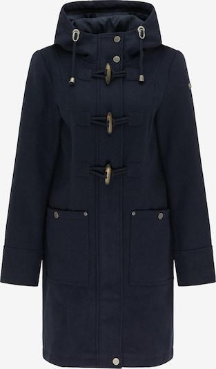 DreiMaster Vintage Mantel in navy: Frontalansicht