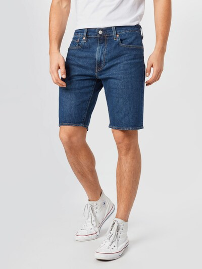 LEVI'S Džinsi zils džinss, Modeļa skats