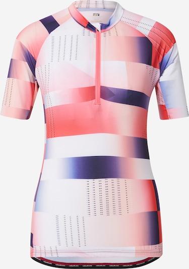 Tricot 'ROVIK' Rukka pe albastru royal / albastru violet / roz / roz neon / alb, Vizualizare produs