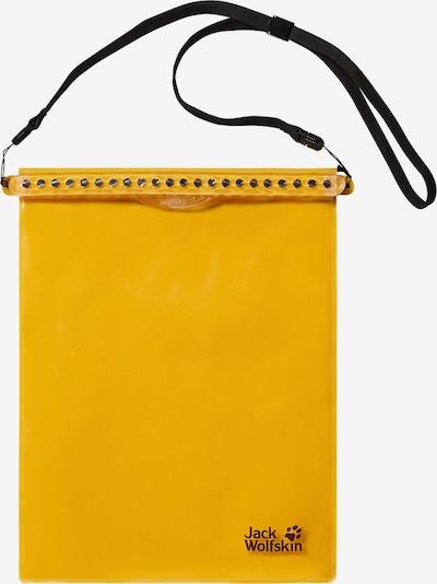 JACK WOLFSKIN Schoudertas in de kleur Geel, Productweergave