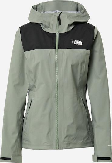 THE NORTH FACE Sport-Jacke in grün / schwarz, Produktansicht