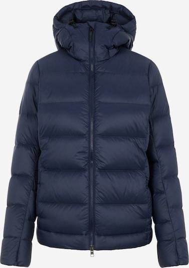 J.Lindeberg Rose Down Jacke in blau, Produktansicht