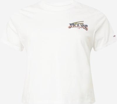 Tommy Jeans Curve Majica | mešane barve / bela barva, Prikaz izdelka