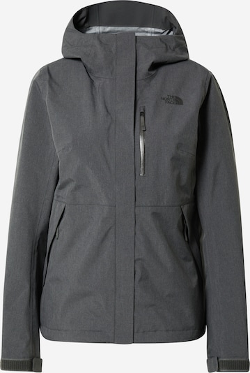 THE NORTH FACE Outdoor Jacket 'DRYZZLE' in Dark grey, Item view