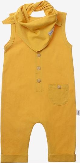 LILIPUT Strampler und Halstuch in gelb, Produktansicht