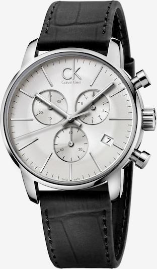 Calvin Klein Analoog horloge 'K2G271C6' in de kleur Zwart / Zilver, Productweergave