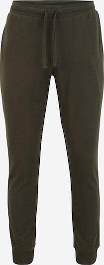 Emporio Armani Pantalon en vert foncé, Vue avec produit