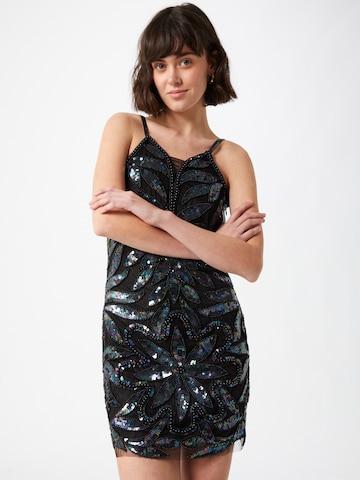 A STAR IS BORN Kokteilové šaty - Čierna