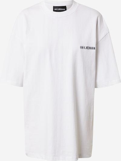 Han Kjøbenhavn T-shirt en blanc, Vue avec produit
