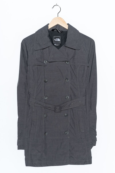 THE NORTH FACE Trenchcoat in M in grau, Produktansicht