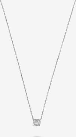 CHRIST Kette 585er Weißgold 10 Diamant ' ' in Weiß