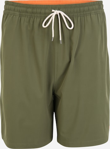 Shorts de bain 'TRAVELER' Polo Ralph Lauren en vert