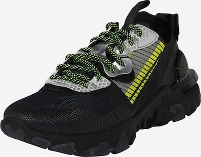 Sneaker low 'React Vision' Nike Sportswear pe verde deschis / negru / argintiu, Vizualizare produs