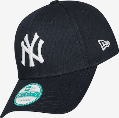 NEW ERA Cap '9Forty League Basic' in navy / weiß, Produktansicht