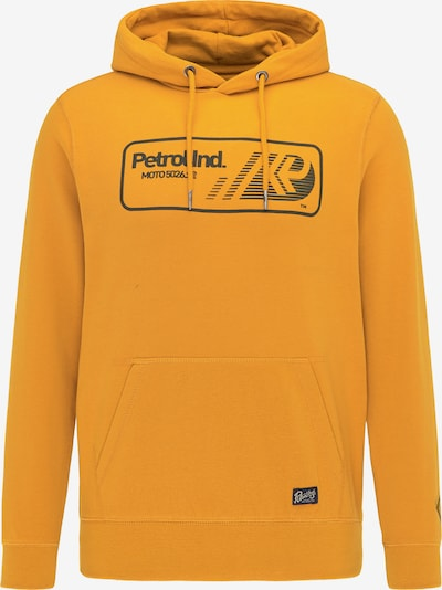 Petrol Industries Sweatshirt in schwarz, Produktansicht