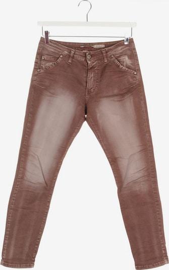 PLEASE Jeans in 25-26 in braun, Produktansicht