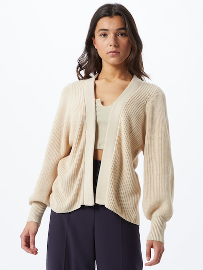 SELECTED FEMME Knit cardigan 'EMMY' in Beige, View model