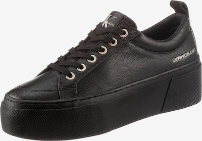 Calvin Klein Jeans Sneakers in Gold / Black, Item view