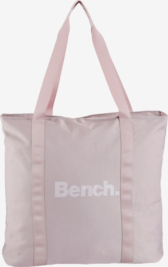 BENCH Shopper in pastellpink, Produktansicht