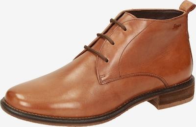 SIOUX Schnürschuh in braun, Produktansicht