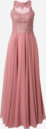mascara Robe de soirée en rose ancienne, Vue avec produit