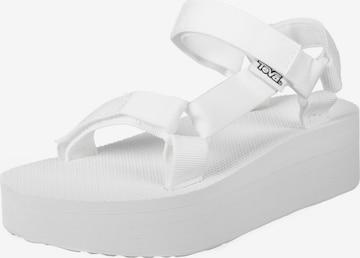 TEVA Sandalen in Weiß