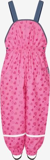 PLAYSHOES Bikses 'Regenlatzhose mit Herzchen' rozā, Preces skats