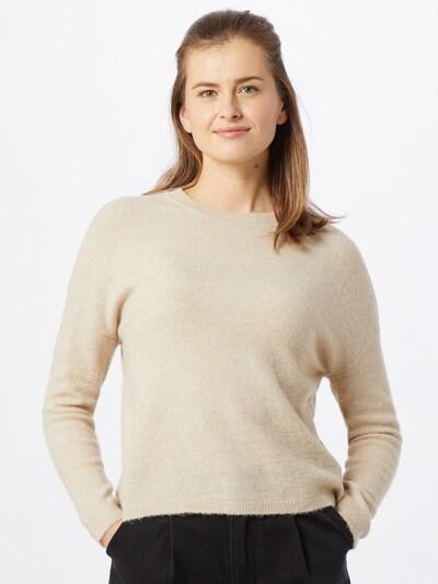 ONLY Jersey 'Janny' en beige, Vista del modelo