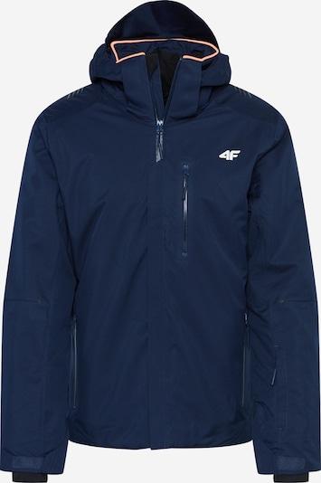 4F Športna jakna | temno modra barva, Prikaz izdelka
