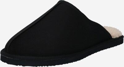 Papuci de casă JACK & JONES pe kitt / negru, Vizualizare produs