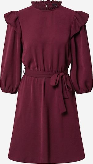 NEW LOOK Robe-chemise 'JANE' en bourgogne: Vue de face