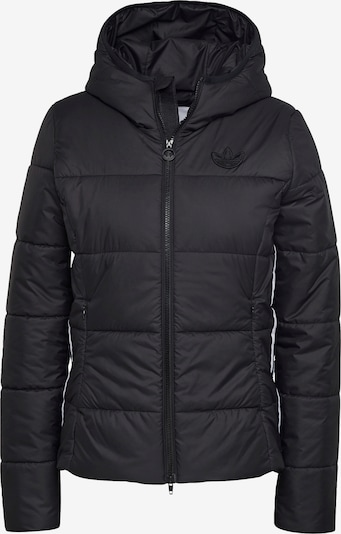 ADIDAS ORIGINALS Jacke 'SLIM JACKET' in schwarz, Produktansicht