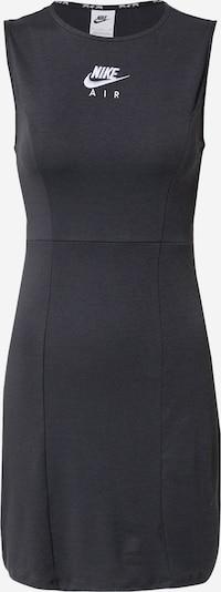 Nike Sportswear Robe en gris foncé, Vue avec produit