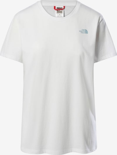 THE NORTH FACE D T-Shirt CAMPAY in weiß, Produktansicht