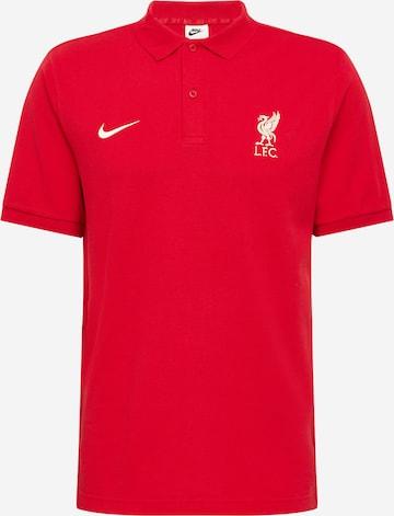 Tricou funcțional 'Liverpool FC' de la NIKE pe roșu