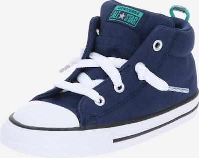CONVERSE Sneaker 'CTAS STREET' in navy / türkis / weiß, Produktansicht
