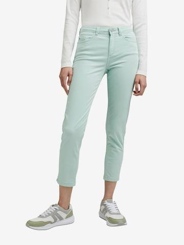 ESPRIT Jeans in Groen
