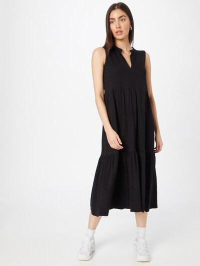 Whistles Kleid in schwarz, Modelansicht