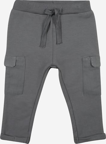 NAME IT Trousers 'OLAV' in Grey