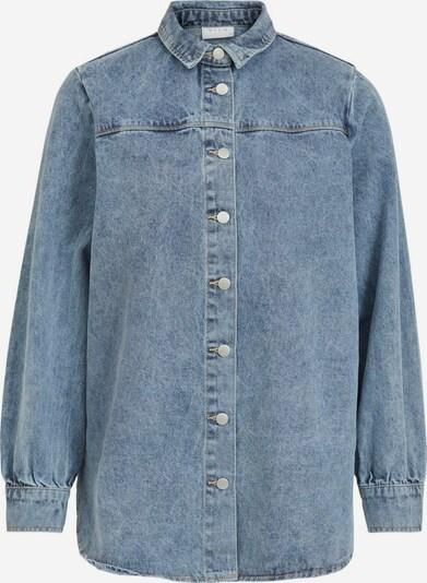 VILA Bluse in blau, Produktansicht